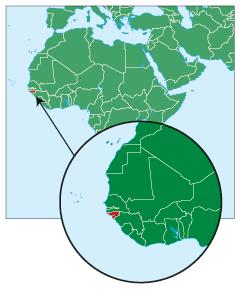 ギニアビサウ | 世界の国・地域のデータ | 情報・知識&オピニオン ...
