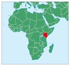 ケニア | 世界の国・地域のデー...