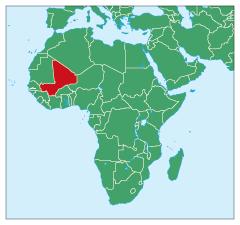 マリ   世界の国・地域のデータ ...